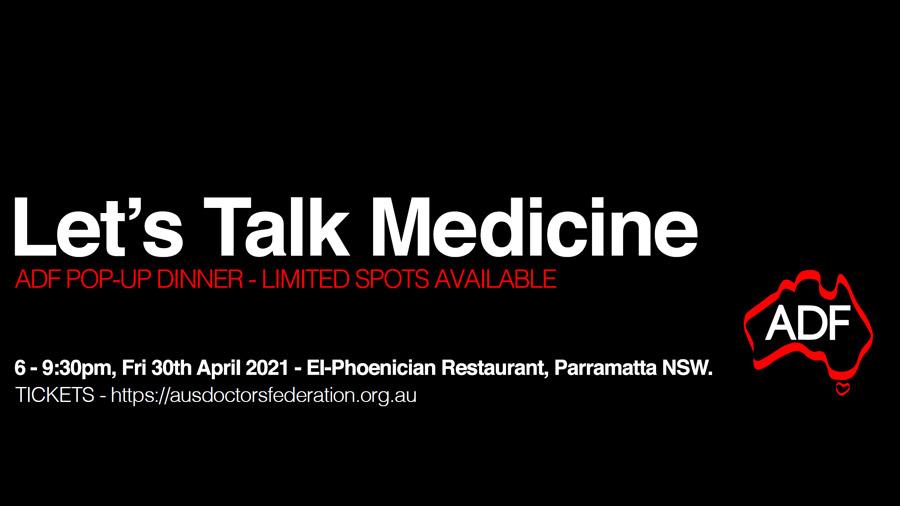 Let's Talk Medicine