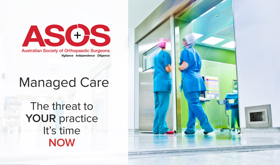 Managed Care – The threat to YOURpractice – It's time NOW